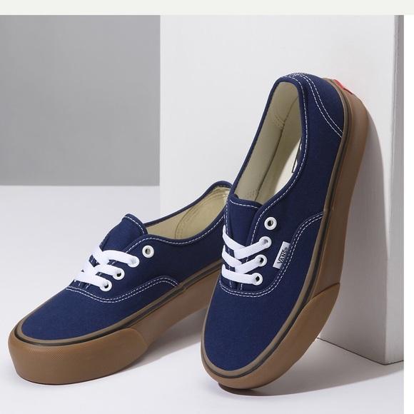 Authentic Vans Platform Sneakers   Poshmark